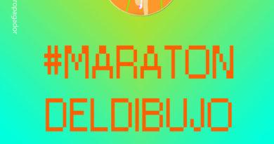 #MARATONDELDIBUJO